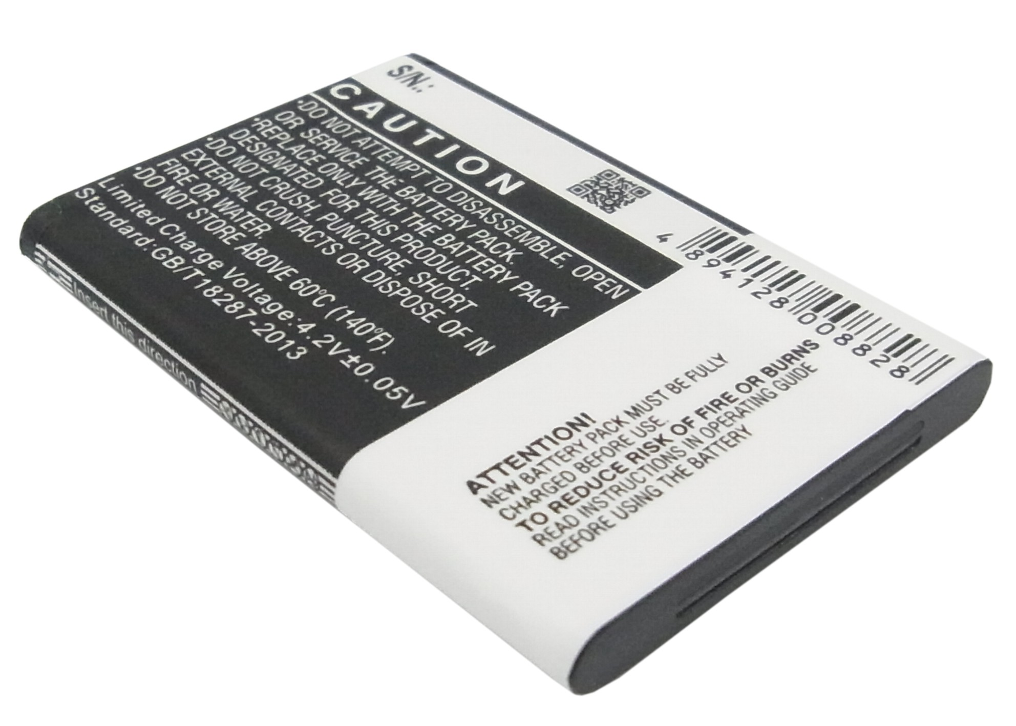 Battery-for-JOA-Telecom-L210-L-210-850mAh-NEW miniatuur 3