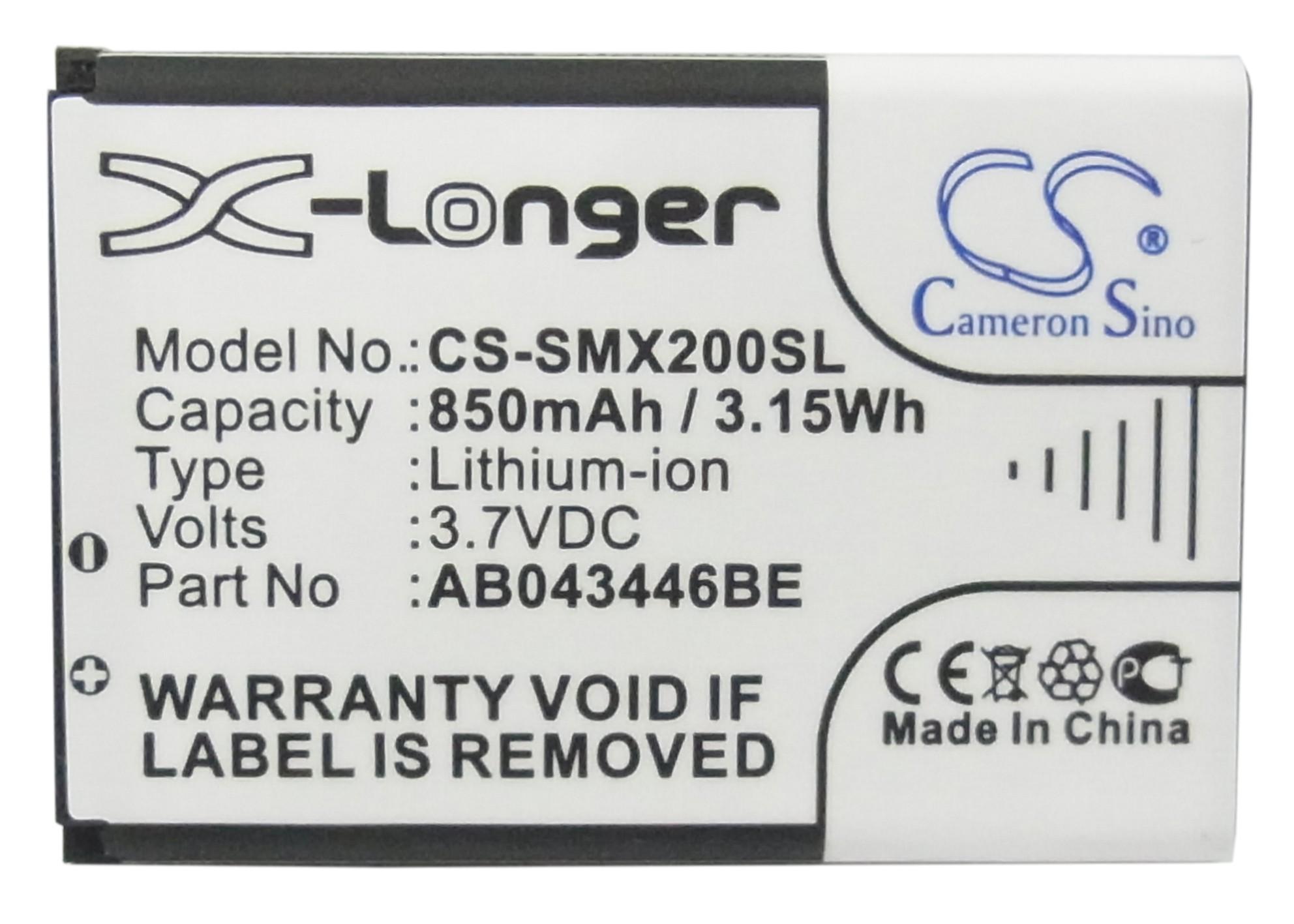 Battery-for-JOA-Telecom-L210-L-210-850mAh-NEW miniatuur 4